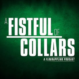 A fistful of collars cover